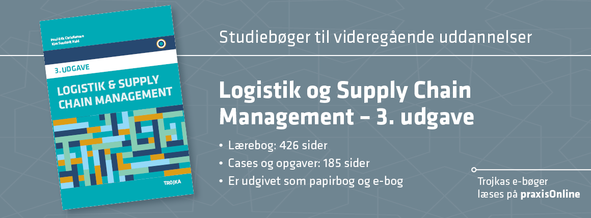 Logistik og supply chain management - 3 udgave